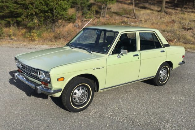 COAL: 1972 Datsun 510 – An Investment? | Curbside Classic