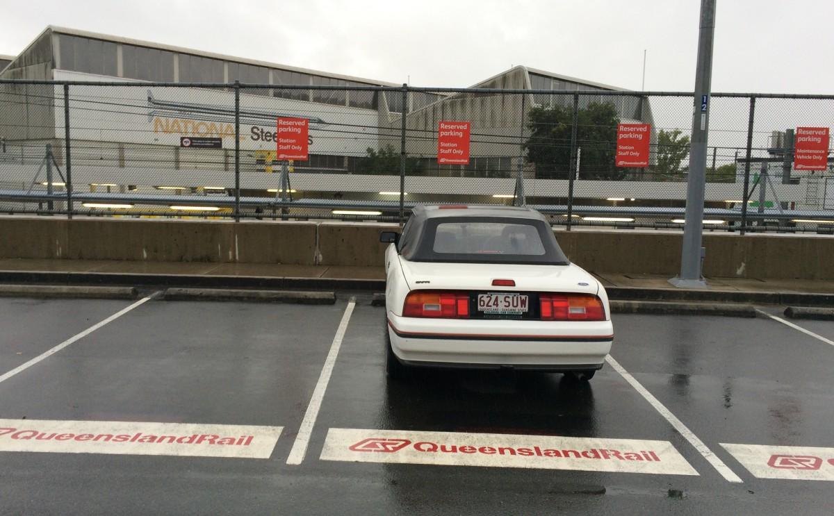 Curbside Classic: 1989-94 Ford/Mercury Capri – Unfashionably