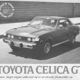 The Celica was a key player in the establishment and popularity of the compact sporty coupe segment. It arrived in 1971 along with the very popular Capri and the Opel […]