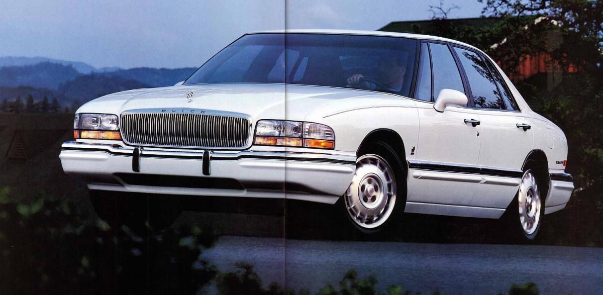 Buick Full Line Prestige
