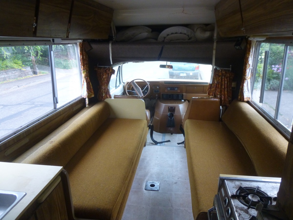 Auto-Biography: 1977 Dodge Chinook 18 Plus (Concourse) – The