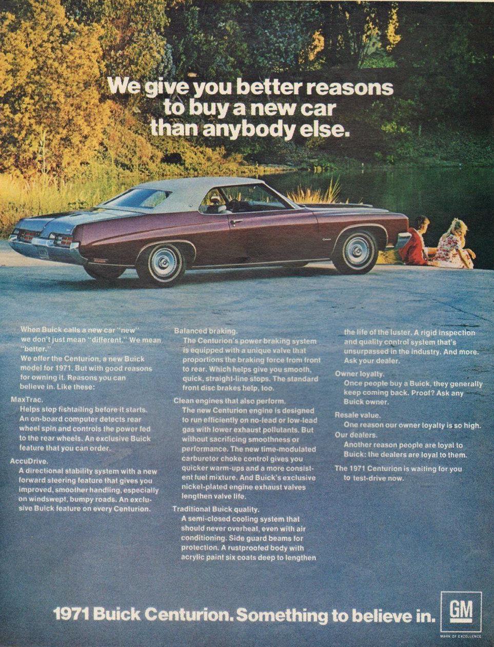 73 Buick Century : buick, century, Classic:, Buick, Centurion, Sportier, Built,, Build, Curbside, Classic