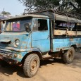 There are a lot of older trucks in Burma. Hinos and Nissans and Mitsubishis, as well as Chinese brands I'm less familiar with (FAW, DongFeng, etc.). But most of these […]
