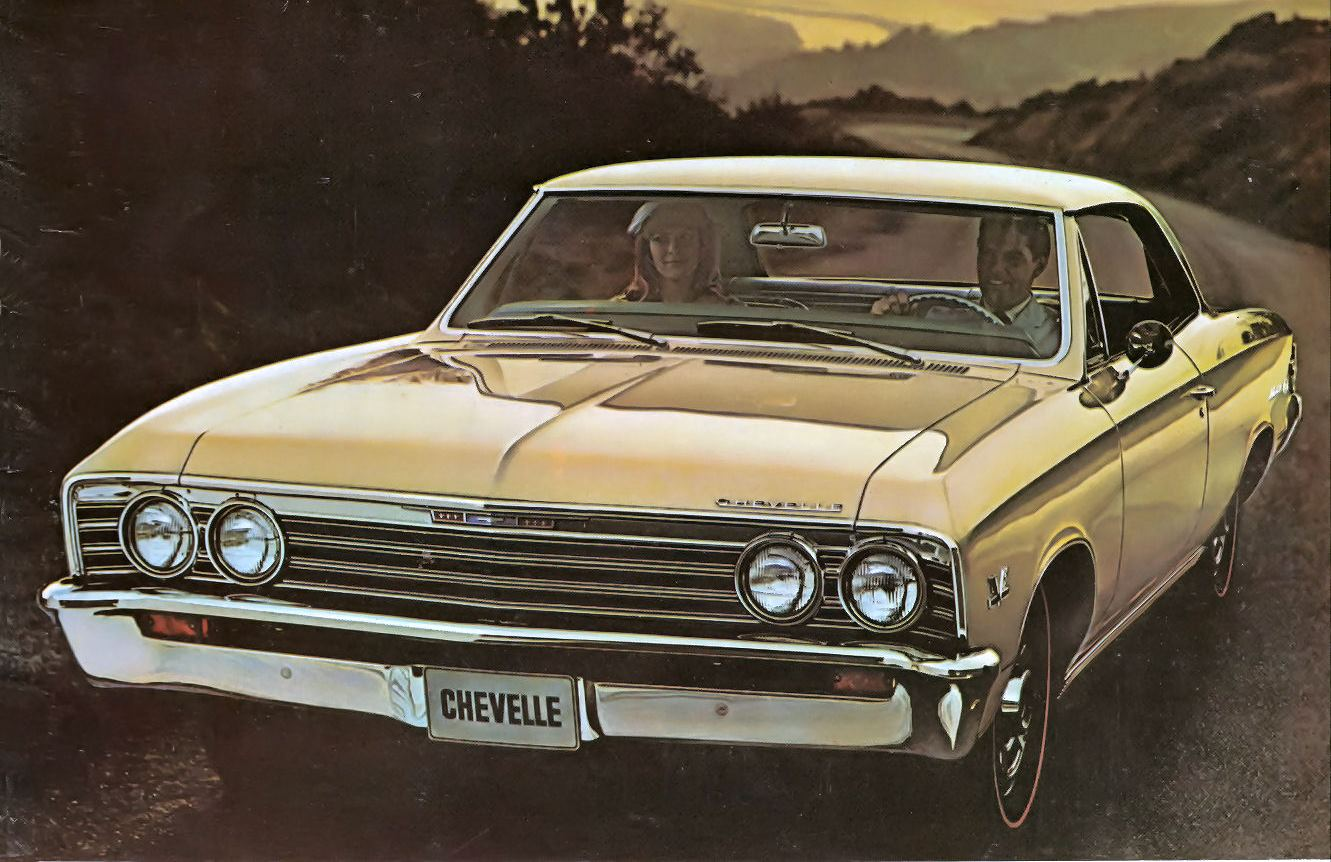 Classic Chevrolet Beaumont >> 1966-67 Chevrolet Malibu Super Sport and Other Canadian Chevelles