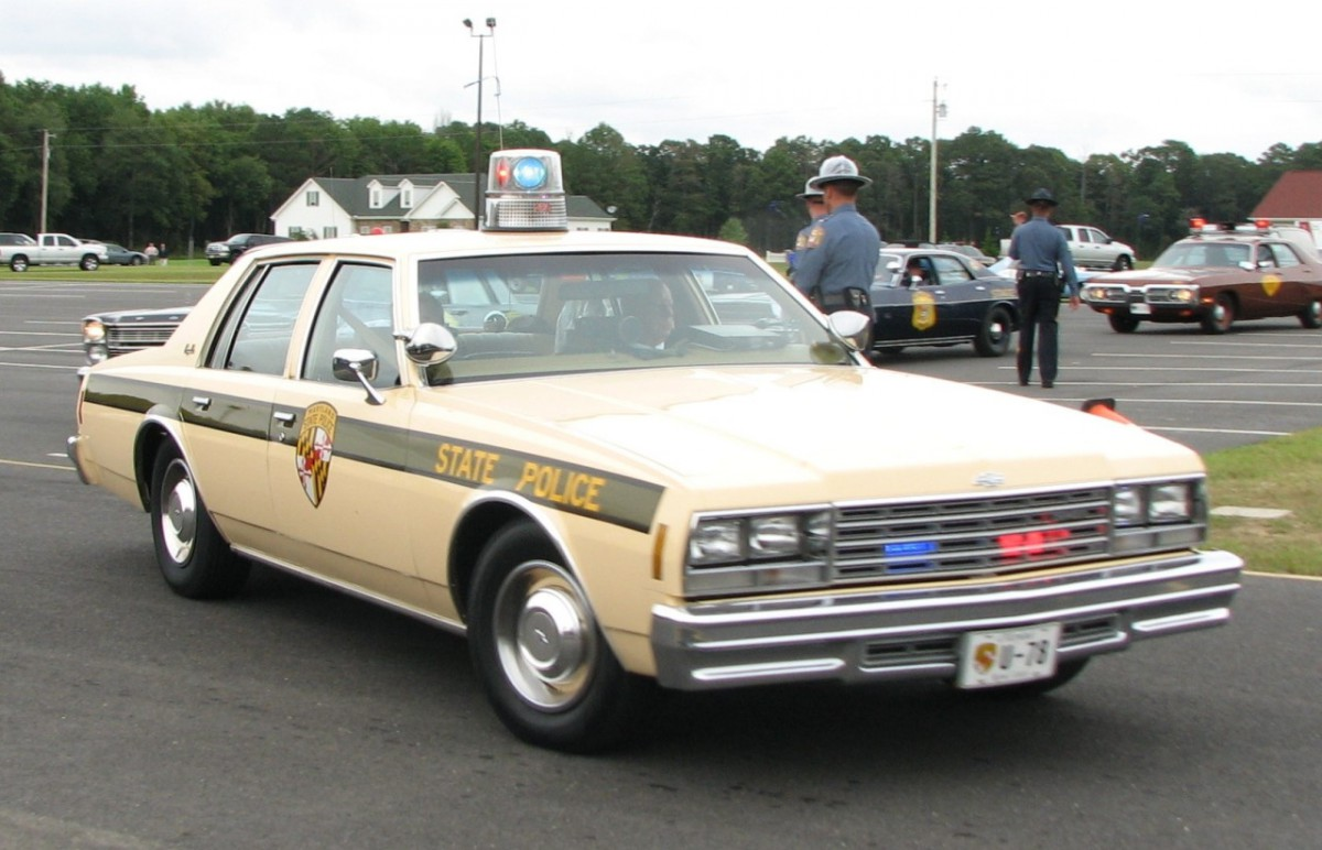 1978 Michigan State Police Patrol Vehicle Test – The Beginning and