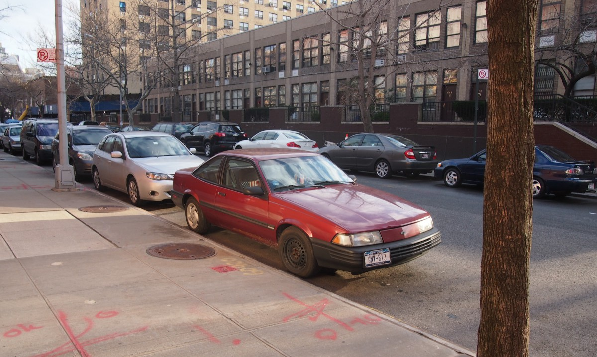 Cavalier 1982 chevrolet cavalier : CC Outtake: 1995 & 2003 Chevrolet Cavaliers – Is This 8 Years Of ...