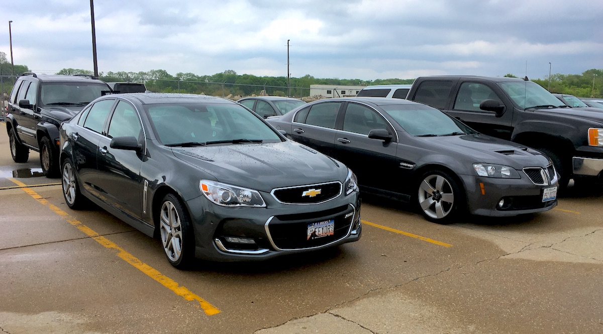 "Curbside Expatriot: 2017 Chevrolet SS – ""She's the last of the ..."