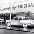 After seeing the explosion of the aftermarket air conditioning sales in the early 1950's, Detroit decided to get back into the factory air conditioning business in 1953.
