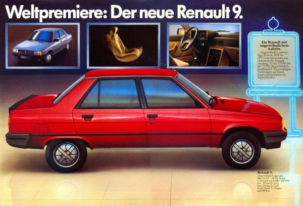 Automotive History An Outline History Of Renault 1963 1986 Or