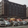 Freight Depot of the US Army consolidating station, Chicago, Illinois. (1943)