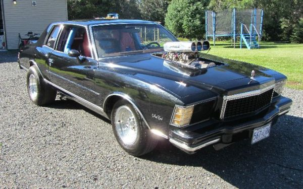 I Became Determined To Find Another 79 Monte Carlo In Excellent Condition Completely Stock And Only Yellow With Black Cloth Interior Please