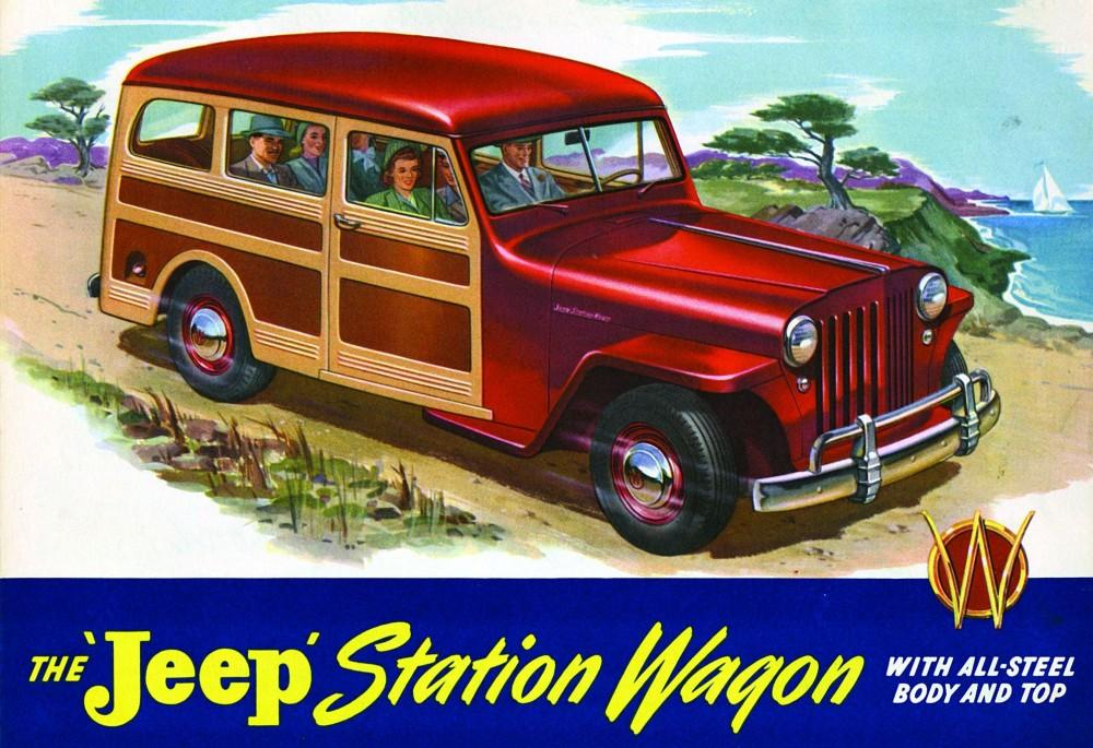 CControversial Question: Who Made The First All-Steel Station Wagon?