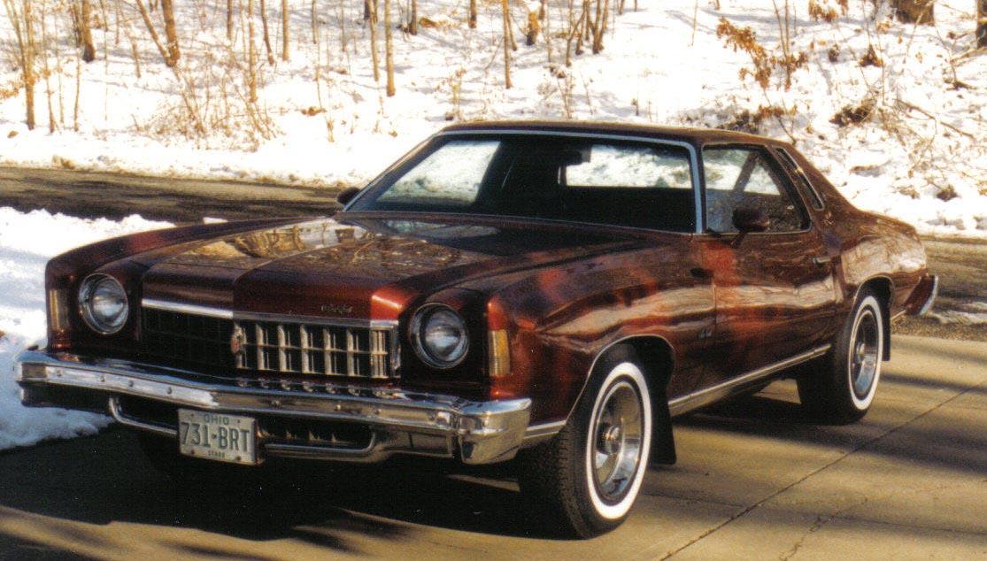 Coal 1975 Chevrolet Monte Carlo A Car Guy S First Car