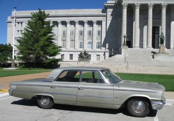 Curbside Classic Ford Galaxie Xl Something Old