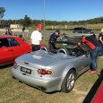 What this Mazda MX-5/Miata-based Bullet V8 Roadster was doing at Lakeside Raceway's All-American Day is beyond me. They limit entry to American cars and there's nothing American about this NA-series […]