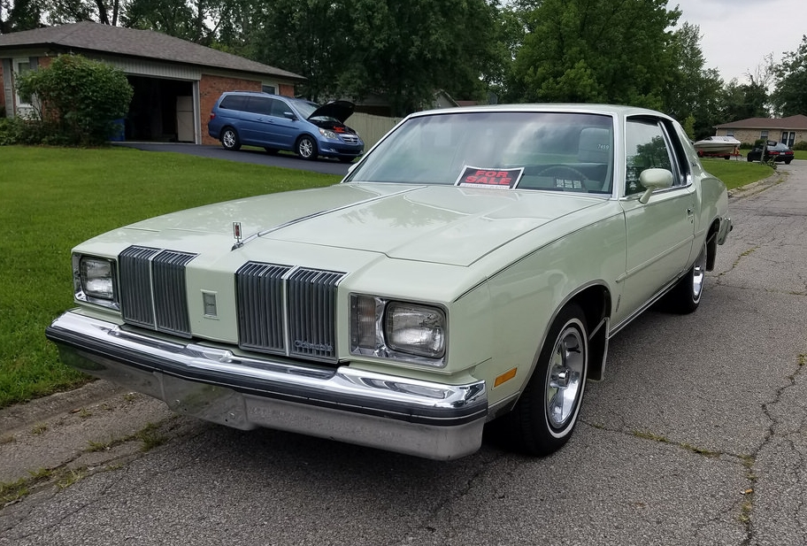 Curbside Classic 1979 Oldsmobile Cutlass Supreme Brougham Adulting 1970s Style