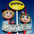 Lollipop Motel sign, Wildwood, New Jersey (2006) Earlier in this space we reviewed some of the work of photographer Carol Highsmith. Highsmith donated her life's work of more than 100,000 […]