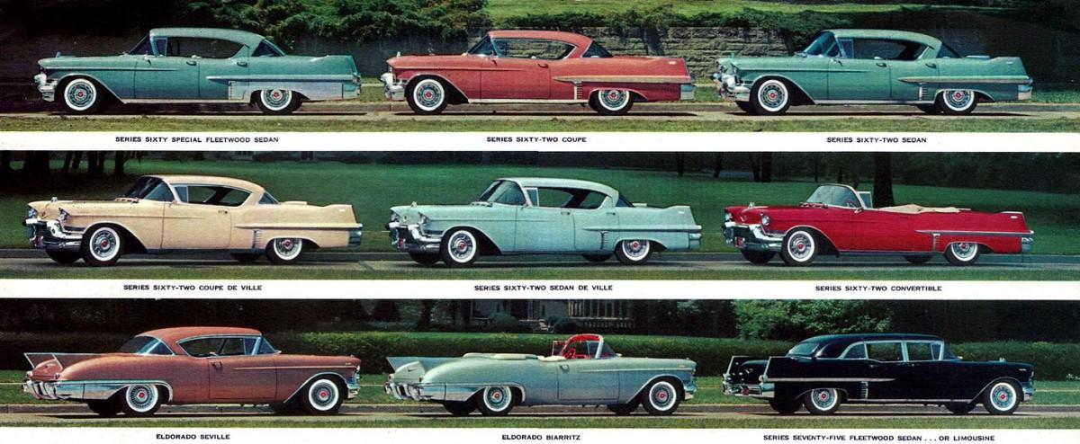1955 Cadillac Eldorado Bougham Show Car