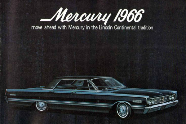 Curbside Classic: 1966 Mercury Monterey Convertible