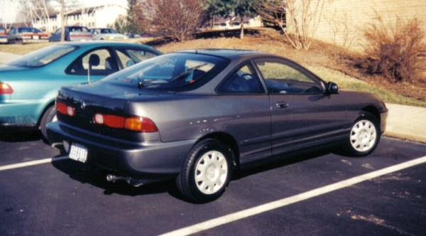 Acura Integra RS rear view