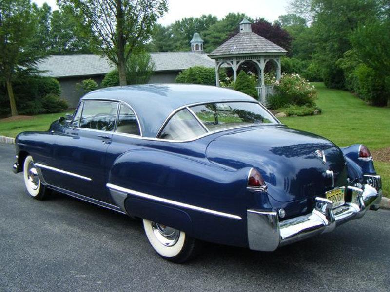 Car Show Classic 1949 Lincoln Cosmopolitan Coupe  Cadillac