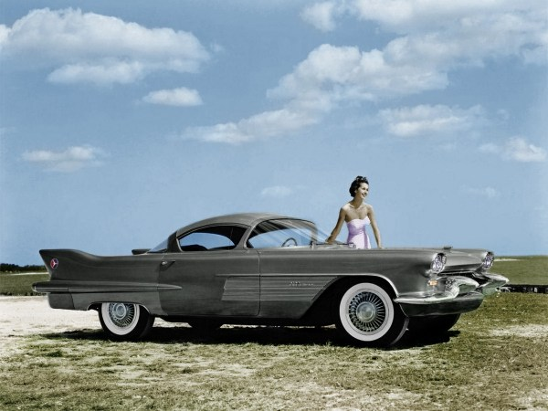 Dealer Classic: 1958 Cadillac Coupe DeVille – Forget the CTS, I\'ll ...