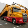 Mr. Anton Jansen wanted something special to mark the 40th anniversary of his hauling company and a history of driving DAFs: a brand new conventional DAF tractor. Too bad though, […]