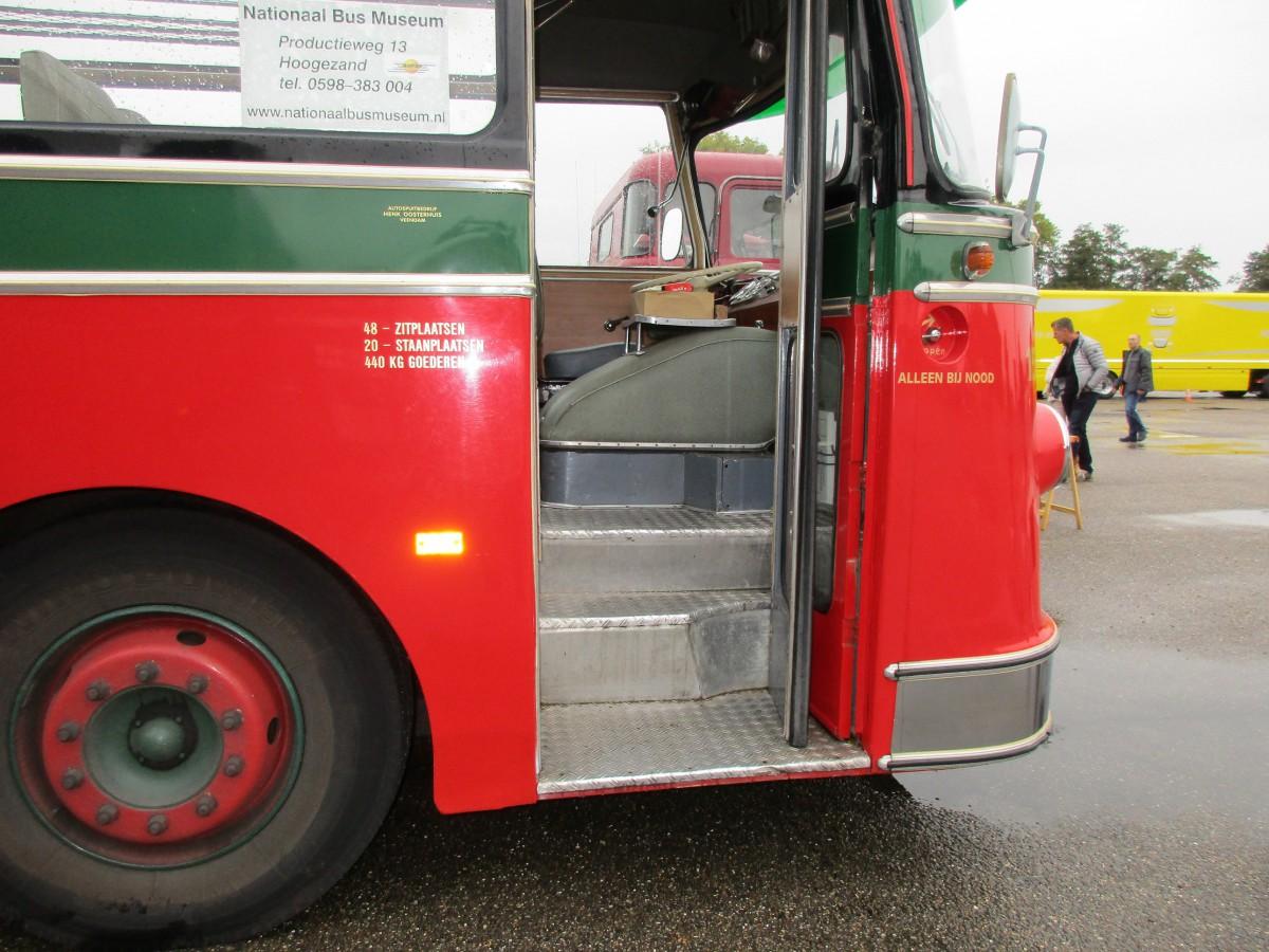 Bus Stop Classic: 1965 DAF-Smit Appingedam – Both Public