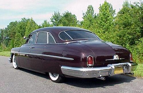 Car Show Classic: 1949 Lincoln Cosmopolitan Coupe – Cadillac Thanks