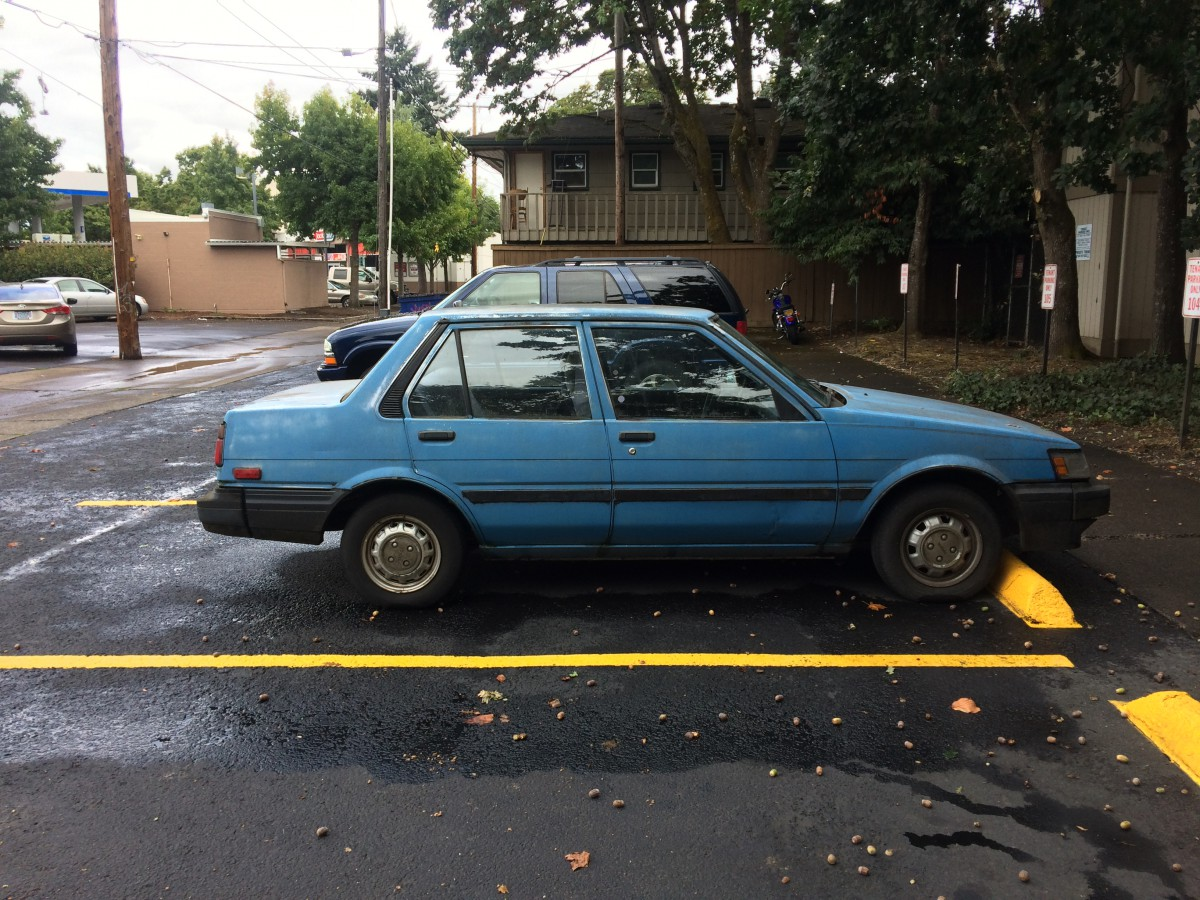 CC Capsule: 1987 Toyota Corolla – The Working Woman\'s Hard-Working ...