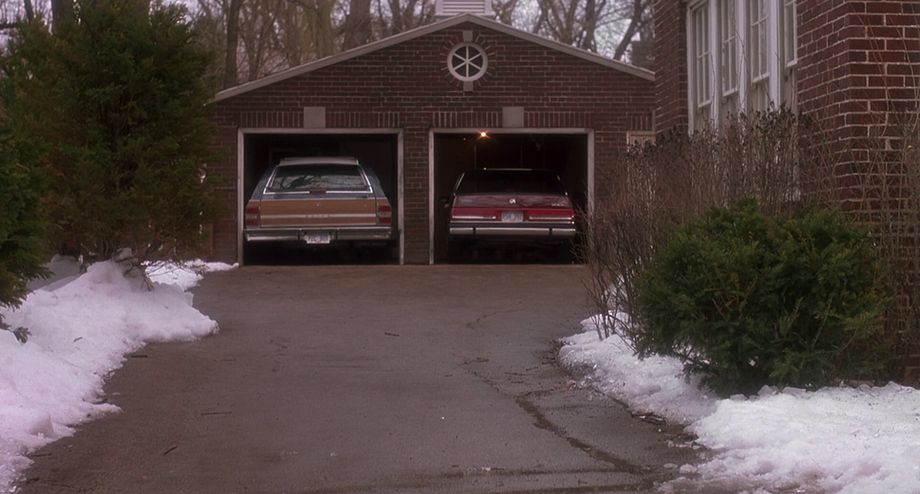 Home Alone on 1985 Buick Lesabre Limited