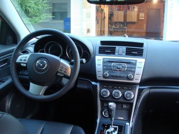 2009 Mazda6 Instrument Plan
