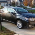When I wrapped up the 2008 Lexus ES350 a couple of weeks ago, I alluded to replacing it with a Lexus that virtually no one wanted. Several commenters quickly zeroed […]