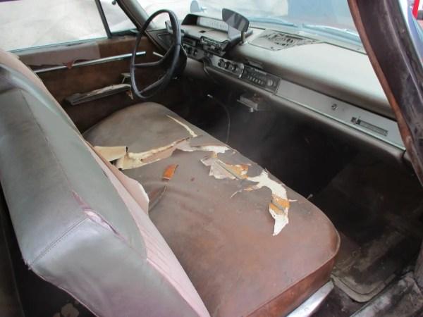 1962 Custom 880 Missing Its Shifter Ball