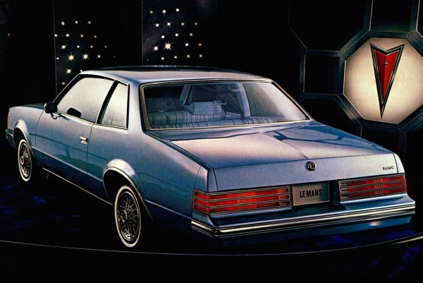 For 1980  The New Standard Engine Was The Chevy 229 V6