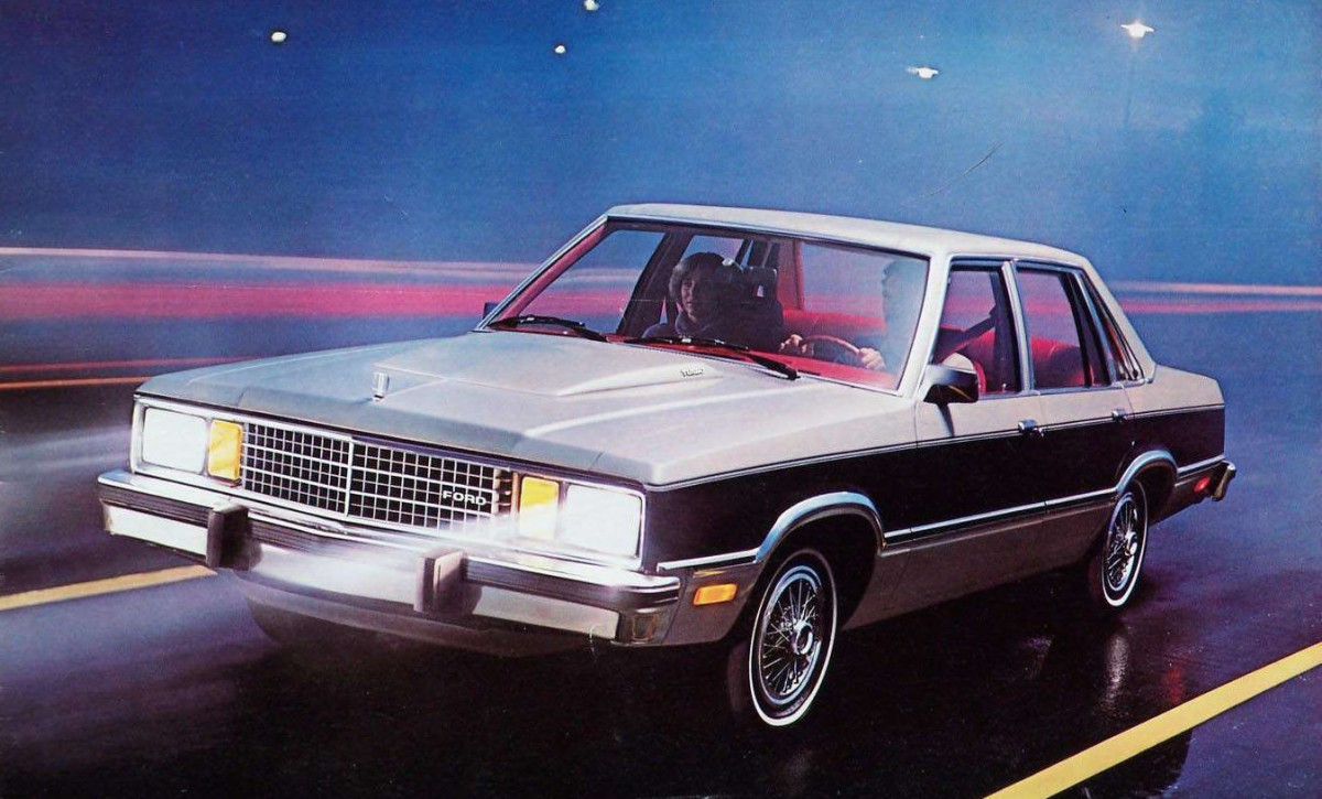 NOS Dealer Sales Brochure 1978 Ford Fairmont Futura Large