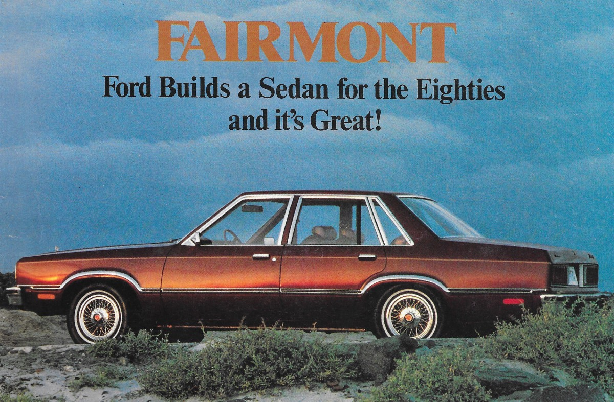 Vintage Review: 1978 Ford Fairmont/Mercury Zephyr