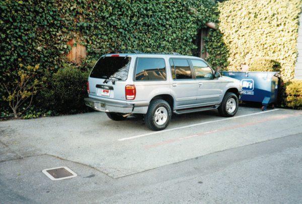 1998 Ford Explorer V8