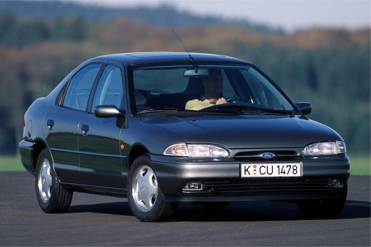 ... Asia, and Australia as Ford Mondeo, and in North America as the Ford  Contour and Mercury Mystique was met with varying degrees of success.