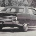The full-size Mercury was one of the car lines that received a comprehensive redesign for 1973, so it's no surprise that Road Test Magazine would be eager to get behind […]