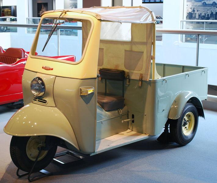 Curbside Classic: 1969 Daihatsu Compagno Convertible