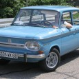 "NSU 1000. The ""Prinz"" was dropped from the name in 1967. In 1963 NSU introduced the NSU Prinz 1000 and entered direct competition with the VW 1200."