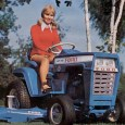 I ran across this ad recently which prompted me to learn a little about these neat garden tractors Ford offered from 1972–1983.
