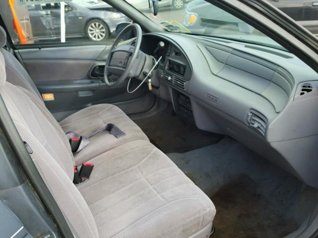 Admirable Coal 1993 Ford Taurus Lx Undistinguished Gray Curbside Machost Co Dining Chair Design Ideas Machostcouk