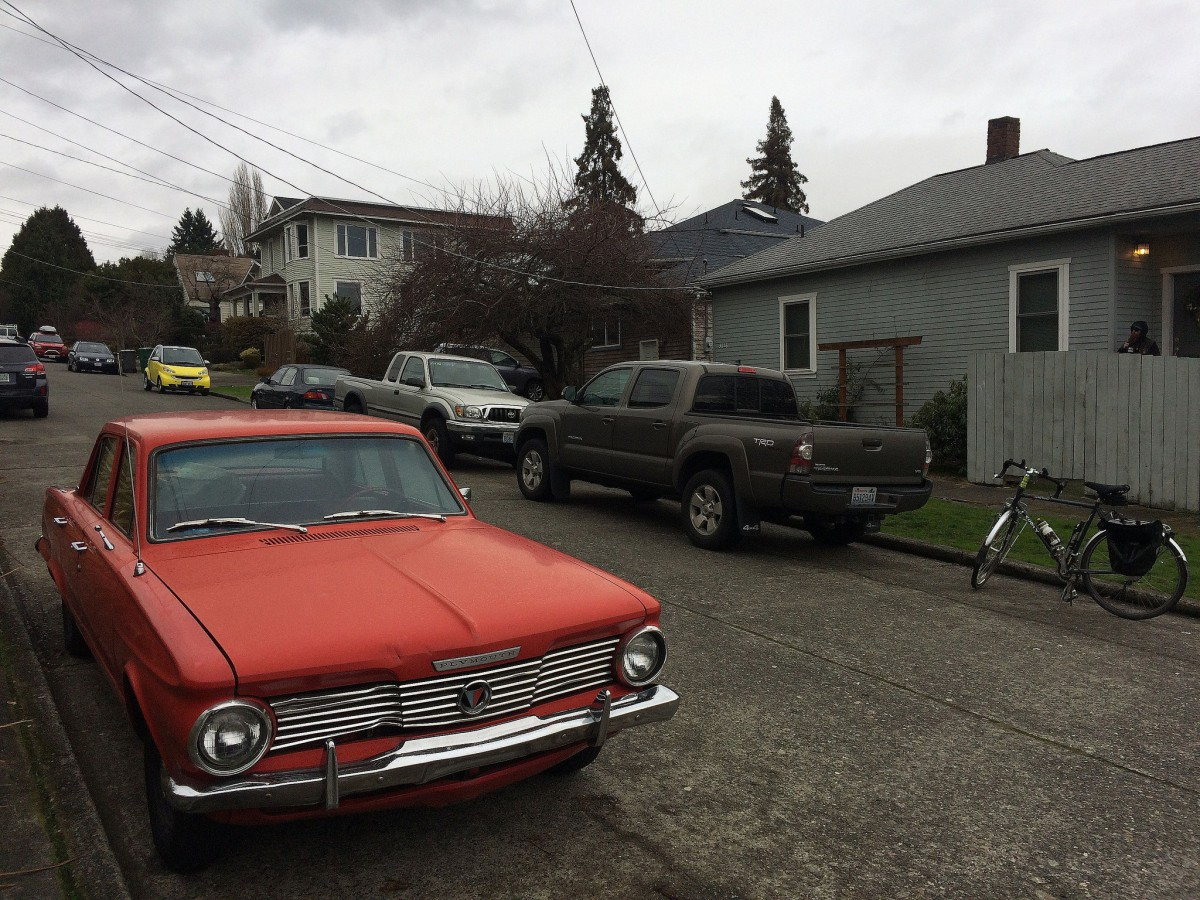 Cohort Outtake: 1964 Plymouth Valiant V100 – The Fallback