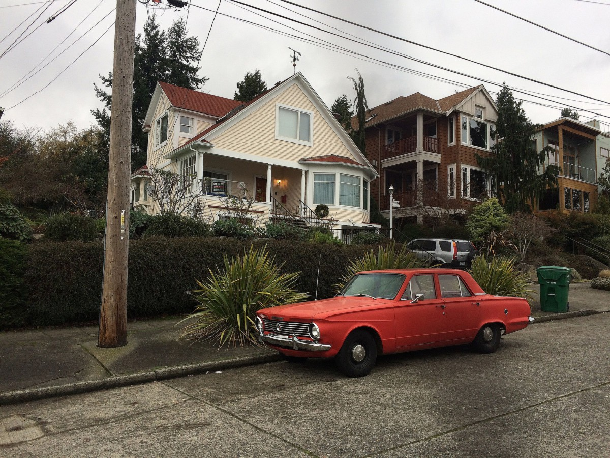Cohort Outtake: 1964 Plymouth Valiant V100 – The Fallback-mobile