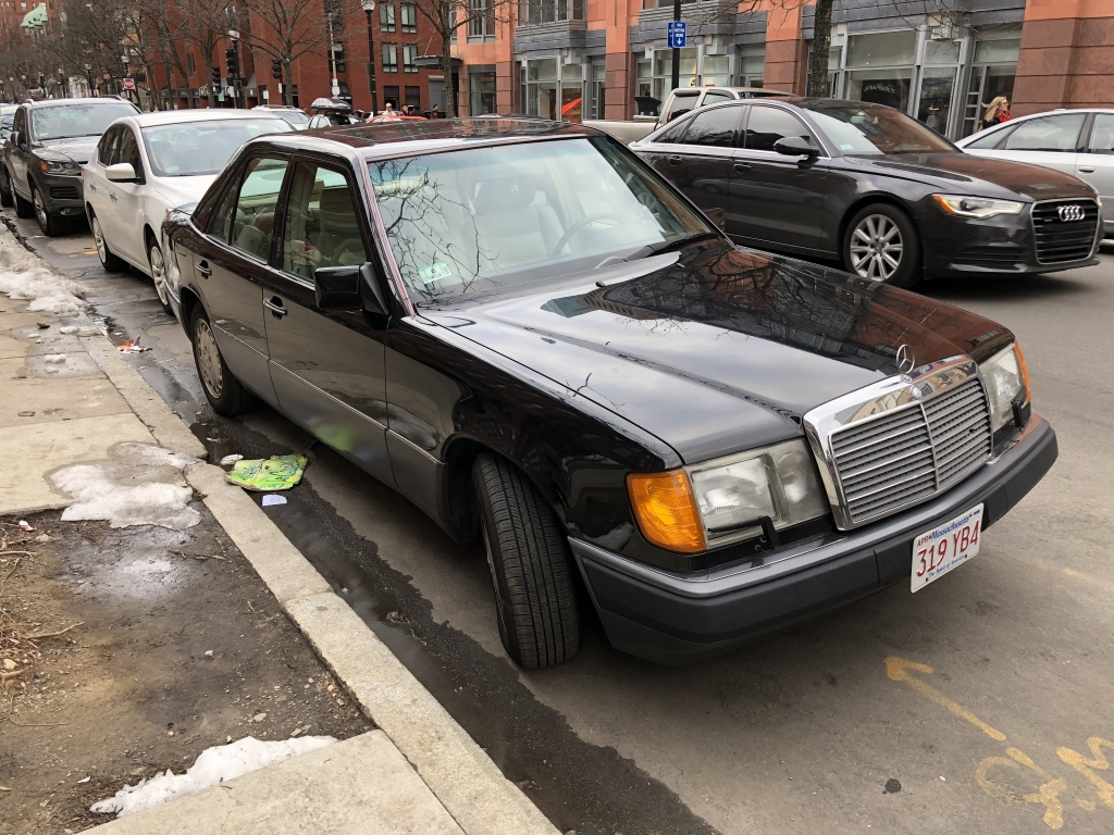 Cc Capsule 1993 Mercedes Benz 300e W124 The Greatest Wiring Harness Issue While It May Not Be Most Exciting Glamorous Or Iconic Of All Time Was A Well Balanced Understated Classy Dependable Car That In