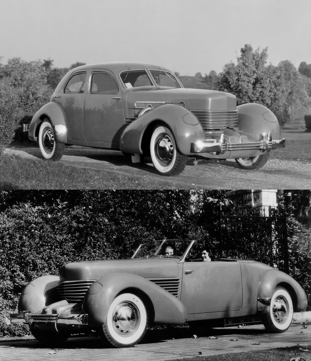 Automotive History: Advancing Backwards – The Front-Drivers That ...
