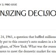 I ran into this article in the New Yorker last November, and found it to be an excellent look at the forces re-shaping the auto industry in the mid-late 70s, […]