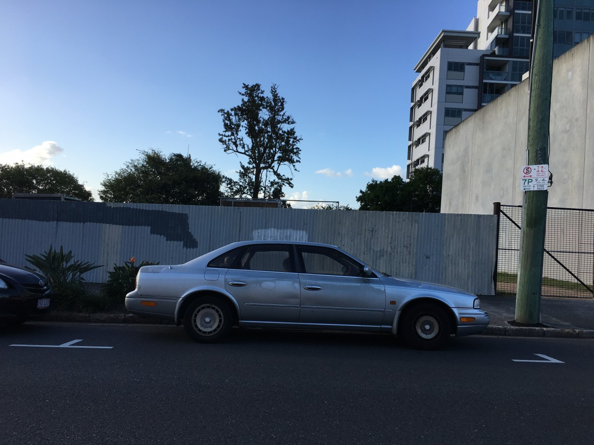 Nissan Luxury Brand >> Curbside Classic 1990 96 Infiniti Q45 How Not To Launch A Luxury